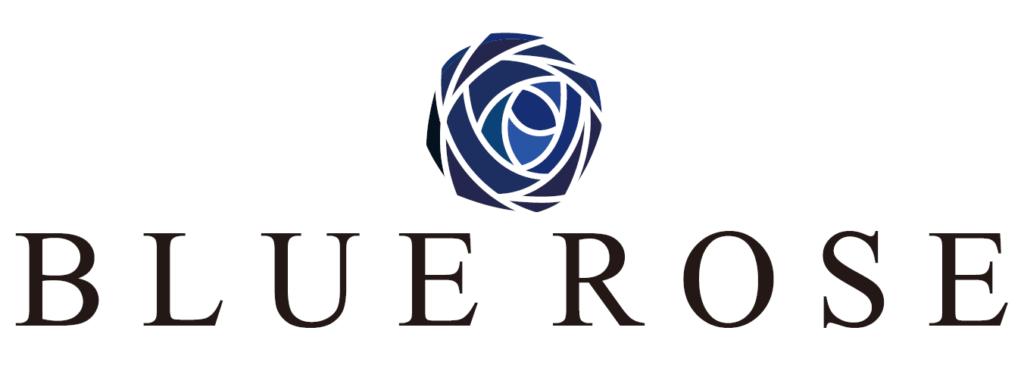 BLUEROSEロゴ